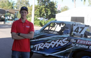 Matt Brabham will pilot the Traxxas Stadium Super Truck at Townsville and the rest of 2016