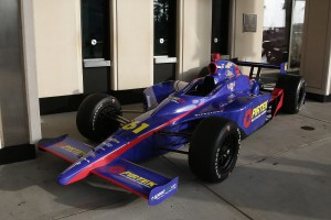 How the PIRTEK Team Murray IndyCar will look for the Month of May