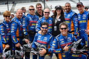 Kryptek Outdoor Group has joined with the CK Crew for the Indy 500