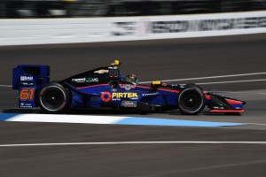 The PIRTEK Team Murray Chevrolet looked fantastic on the Indianapolis Motor Speedway