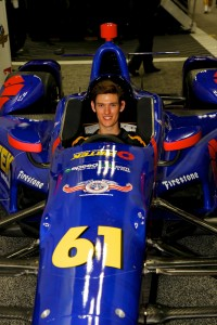 Matt will make his Indy 500 debut in May