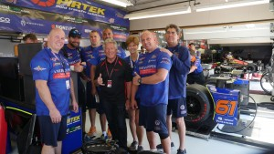 The CK Crew caught up with Mario Andretti today