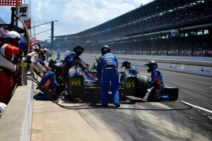 The magnitude of the 100th Indy 500 is virtually indescribable