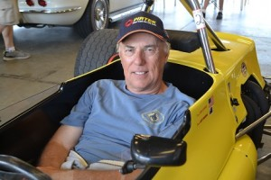 Geoff Brabham ready to make his Indianapolis return - he competed in 10 Indy 500s and the first Brickyard 400